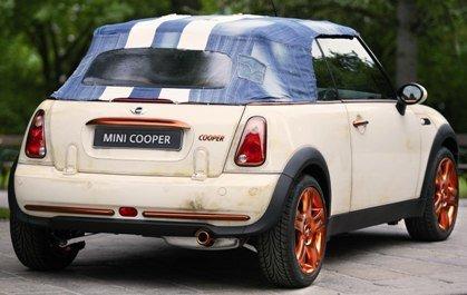 Mini Cooper Diesel Life Ball 2006