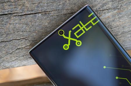 Samsung presentará en el CES 2020 un teclado virtual que funciona con la cámara frontal del móvil