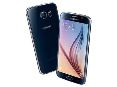 Samsung Galaxy S6 de 32 Gb en negro por 342,99 euros en eBay