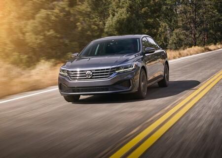 Volkswagen Passat Dejara De Venderse En America En 2023 3