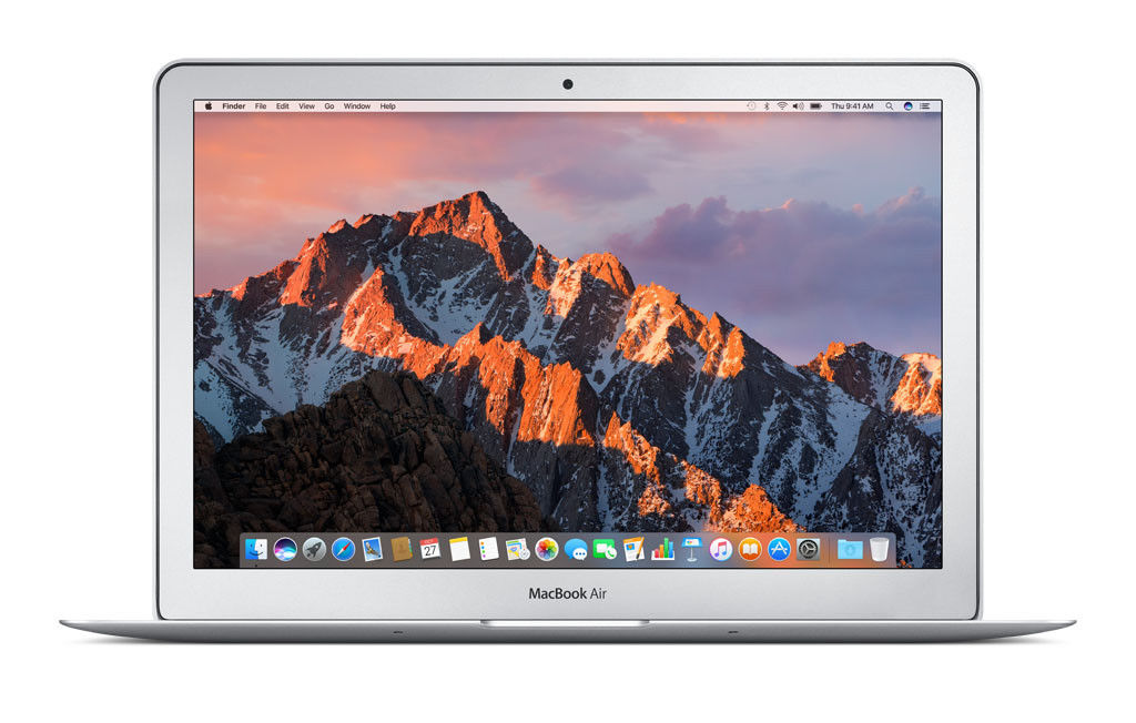 MacBook Air Pantalla 13'' APPLE i5 1.8 GHz 8GB RAM 128GB SSD autonomía 12 horas