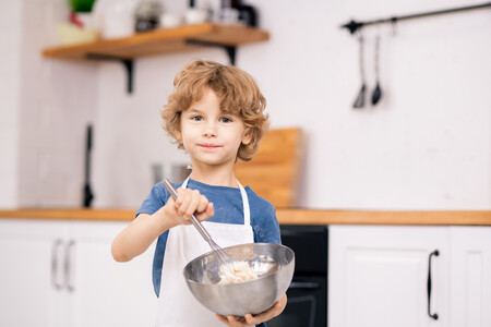 11 recetas muy sencillas que los niños pueden preparar solos y comenzar a ganar autonomía en la cocina