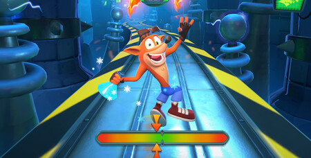 'Crash Bandicoot: On the Run!' llega a los móviles: ya está disponible gratis para iPhone y Android