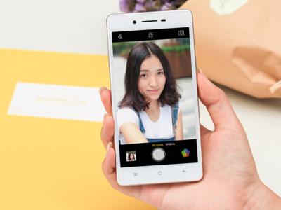 Oppo Neo 7, un nuevo gama media Android con el diseño y los materiales por bandera