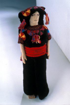 Muñeca chamulita