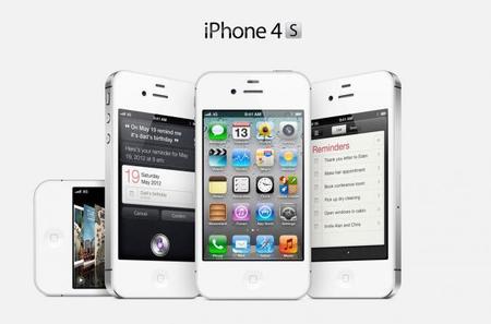 El iPhone 4S de 8 GB llega a Telcel