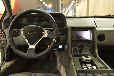 DeLorean DMC-12 eléctrico 04