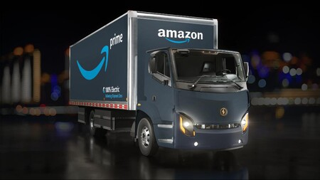Amazon Camion Electrico