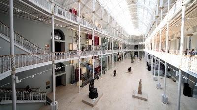 Reabre el Museo Nacional de Escocia