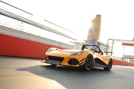 Más rápido que el Porsche 918 Spyder: el Lotus 3-Eleven es el coche defintivo para track-days