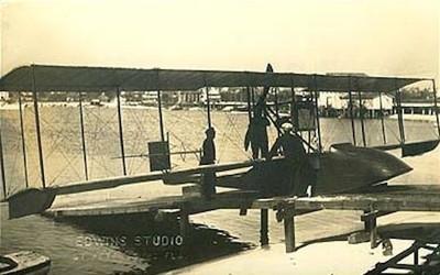 Vídeo: Se cumplen 100 años del primer vuelo comercial
