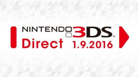 Disfruta el Nintendo 3DS Direct con anuncios importantes