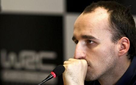 Robert Kubica confirma que estuvo en el simulador de Fórmula 1 de Mercedes AMG