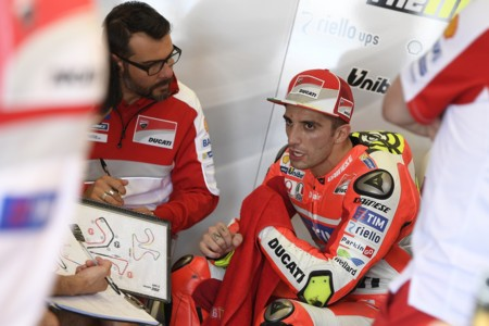 Y Andrea Iannone se va para Suzuki...