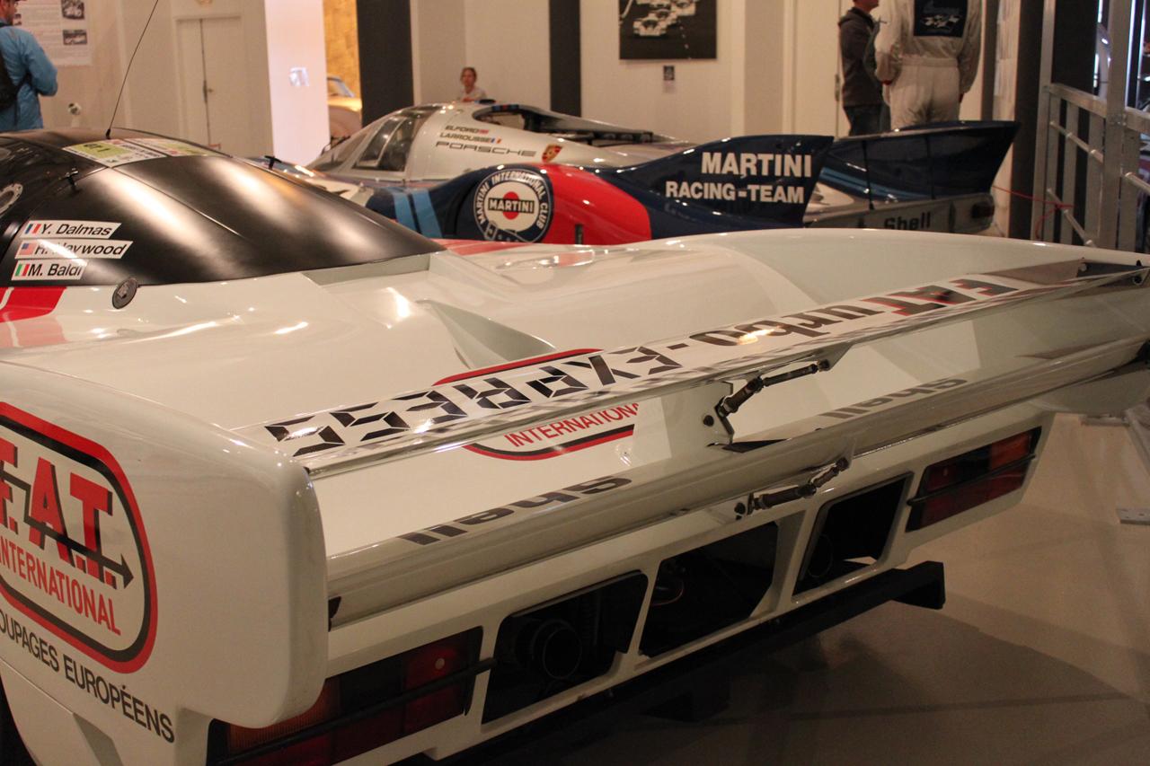 Foto de Museo 24 horas de Le Mans (211/246)
