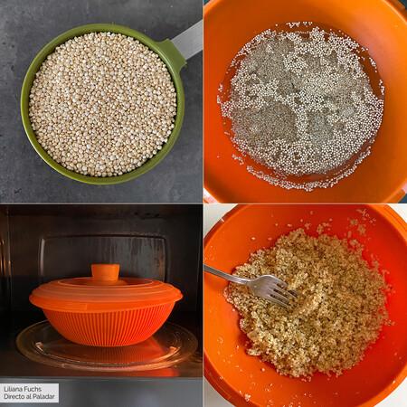 Quinoa Micro Pasos