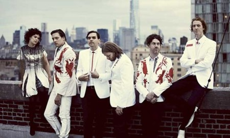 Arcade Fire Reflektor Promo