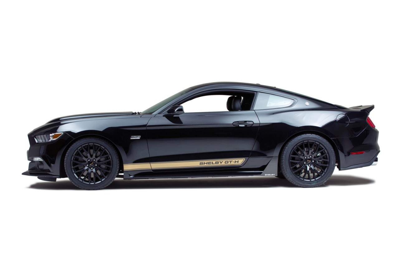 Ford Mustang Shelby Gt H 6 11