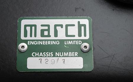 Los coches de competición más bellos de la historia: March