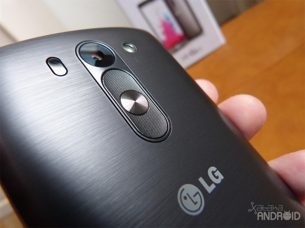 Foto de LG G3 S, diseño (11/23)