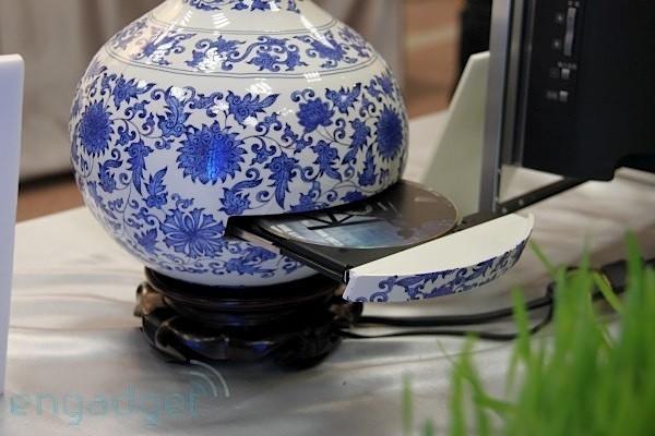 Foto de ECS, el ordenador en el jarrón (3/4)