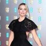 Chanel y Margot Robbie, la historia de amor que continúa encima de la alfombra roja de los Premios BAFTA 2020