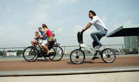 Las bicicletas eléctricas, una eficaz alternativa de movilidad