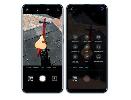 Honor 9x App Camara