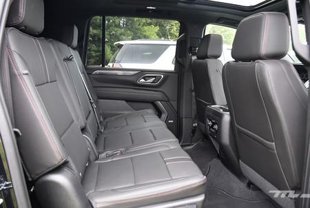 Chevrolet Suburban 2021 Mexico Opiniones 25