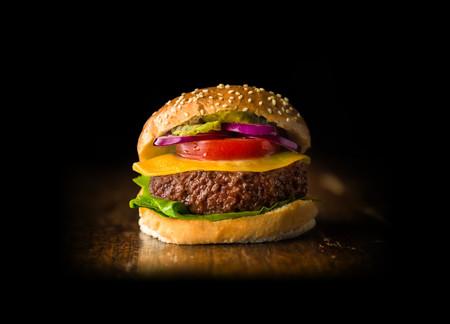 Mosa Meat Hamburger
