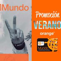 Orange inicia la campaña de verano con el triple de gigas en sus prepago Mundo