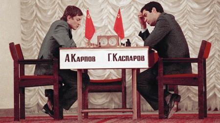 Karpov Kasparov
