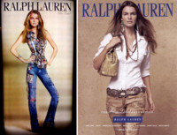 La modelo-Bratz, by Ralph Lauren