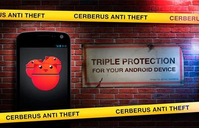 Cerberus 3.4, ahora con soporte para sensor biométrico y para Android N