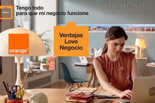Así quedan las tarifas para profesionales de Orange, con nuevos servicios incluidos de Legálitas