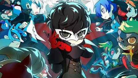 Persona Q2: New Cinema Labyrinth llegará a Nintendo 3DS en junio