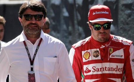 Las negociaciones de Fernando Alonso con McLaren, complicadas para 2015