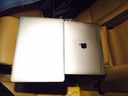 """MacBook Air 12"""", controles virtuales táctiles e interacciones con la vista: Rumorsfera"""