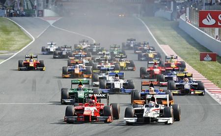 Desvelado el calendario 2014 de la GP2