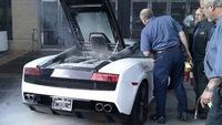 Dolorpasión™: cómo freir un Lamborghini Gallardo al punto... muerto