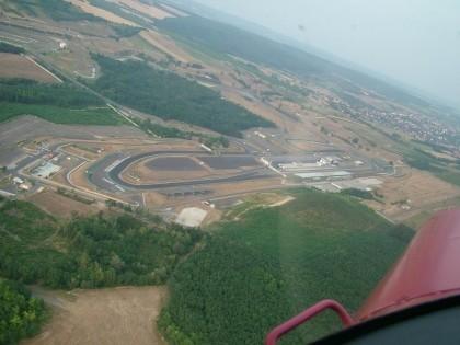 En verano, el circuito de Hungría de Fórmula 1