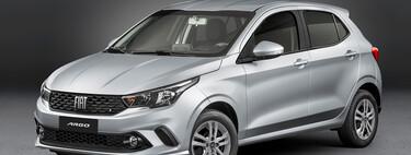 Fiat Argo 2021: Precios, versiones y equipamiento en México (filtrados)