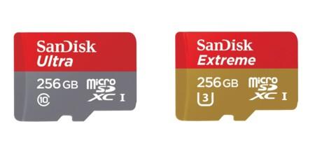 Western Digital lanza microSD de 256 GB más rápida del mundo
