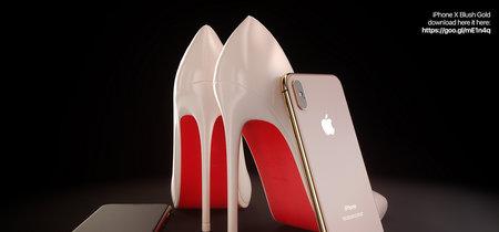 Este concepto de iPhone X dorado hace que nos preguntemos por qué no es real aún