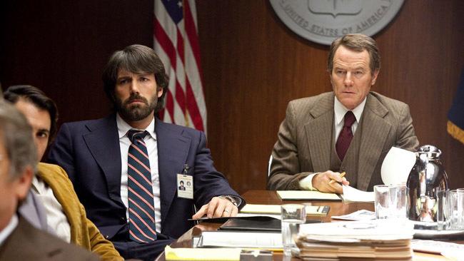 'Argo', de Ben Affleck, la película