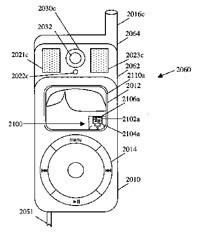 Descubierta una patente sobre un iPod wireless con videoconferencia