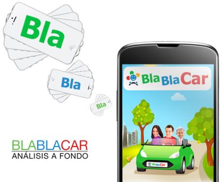 Comparte tu vehículo con Blablacar: análisis a fondo