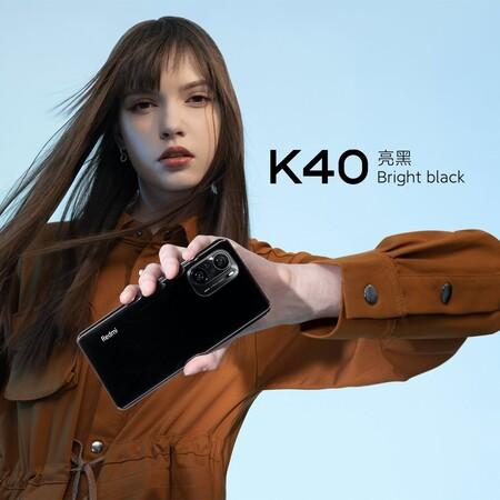 Redmi K40 Oficial Colores