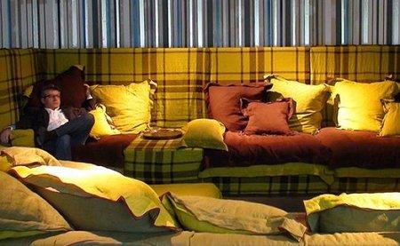 Un sofá pensado para disfrutar