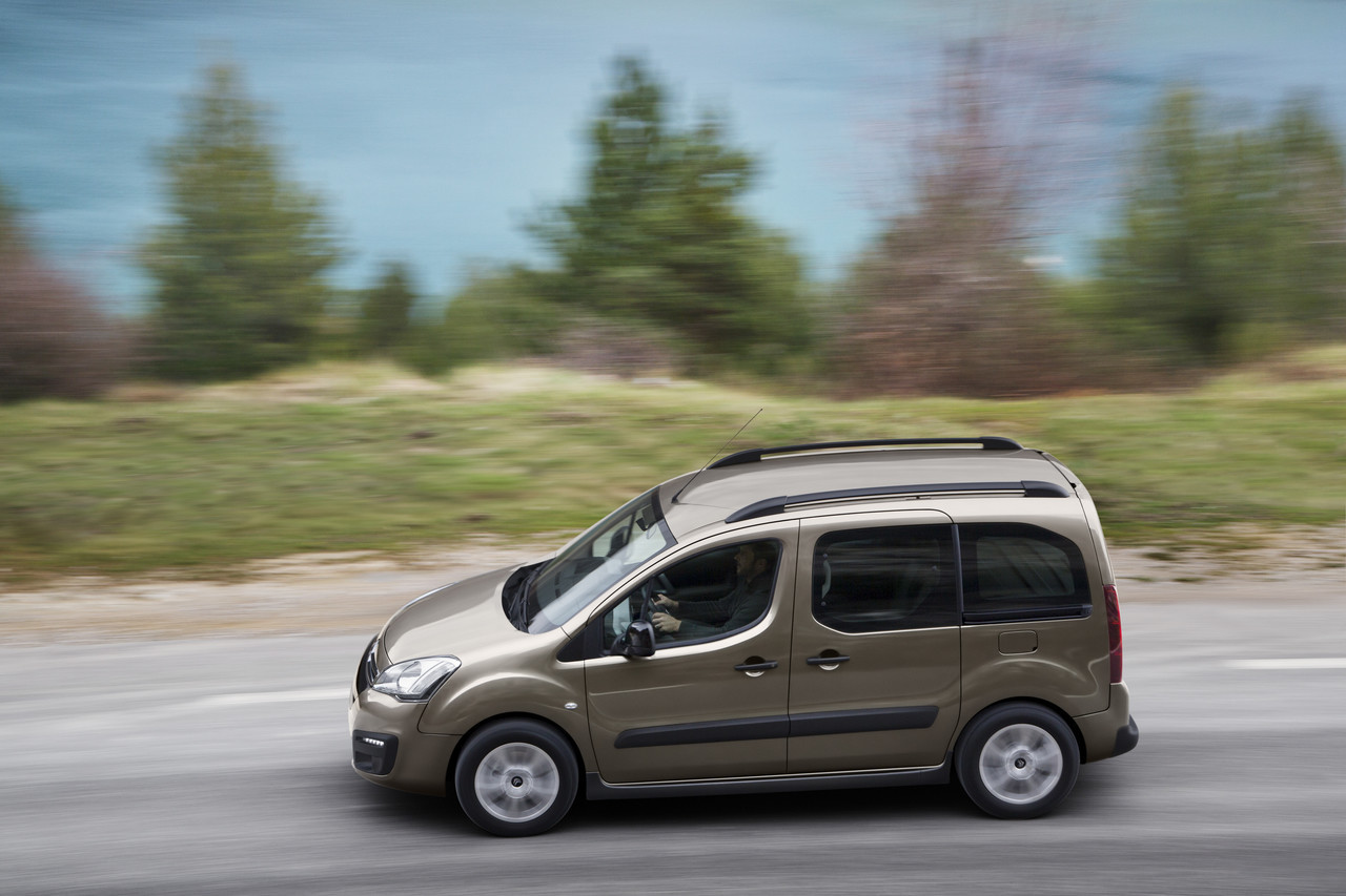 Foto de Citroën Berlingo (53/61)